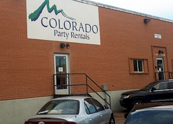 Denver event rental company COLORADO PARTY RENTALS