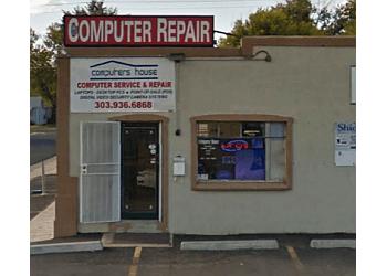 Denver computer repair COMPUTERS HOUSE