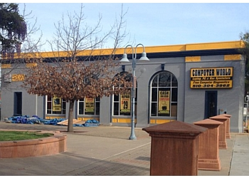 Fremont computer repair COMPUTER WORLD INC
