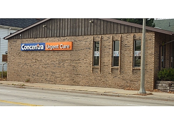 Milwaukee urgent care clinic CONCENTRA URGENT CARE