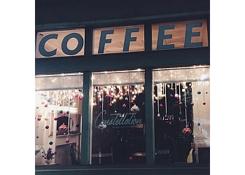 Pittsburgh cafe CONSTELLATION COFFEE