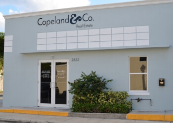 West Palm Beach real estate agent COPELAND & CO. REAL ESTATE