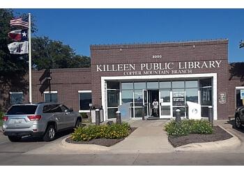 Killeen landmark COPPER MOUNTAIN LIBRARY