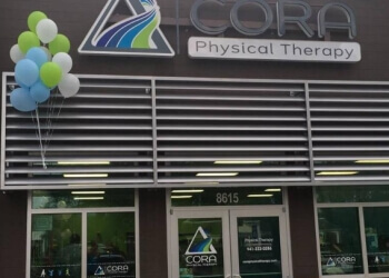 Jacksonville occupational therapist CORA Physical Therapy