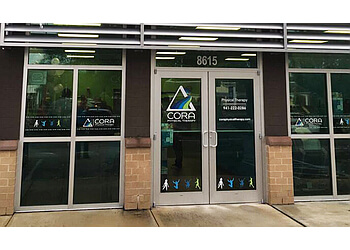 Hialeah physical therapist CORA Physical Therapy Hialeah