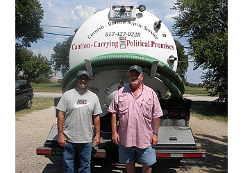 Dallas septic tank service CORNISH BURTON SEPTIC SERVICE