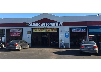 Fremont car repair shop COSMIC AUTOMOTIVE
