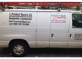 Jersey City electrician C. Pritchett Electric, LLC