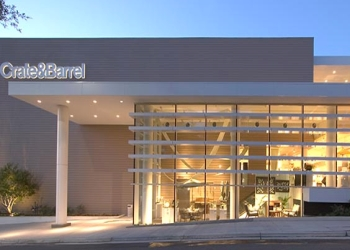 Charlotte furniture store CRATE AND BARREL