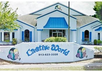 Tampa preschool CREATIVE WORLD SCHOOL