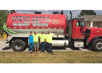 Cape Coral septic tank service CREWS SEPTIC SOLUTIONS, LLC