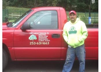 Kent landscaping company C & R Landscape Contractors LLC