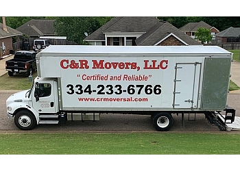 Montgomery moving company C & R Movers, LLC.