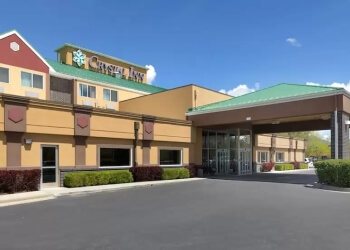 West Valley City hotel CRYSTAL INN HOTEL & SUITES