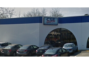 Birmingham sign company CSE Graphics