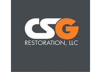 Columbia roofing contractor CSG Restoration, LLC