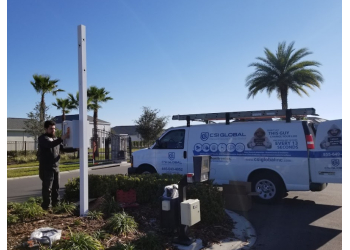 Orlando security system CSI Global