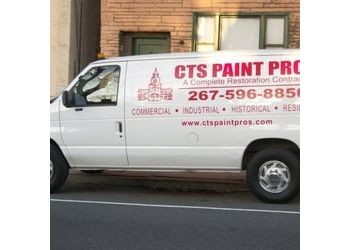Philadelphia painter CTS PAINT PROS