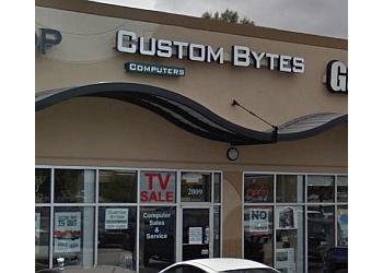 Louisville computer repair CUSTOM BYTES INC