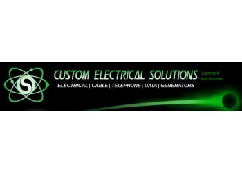 Fort Lauderdale electrician CUSTOM ELECTRICAL SOLUTIONS CO.