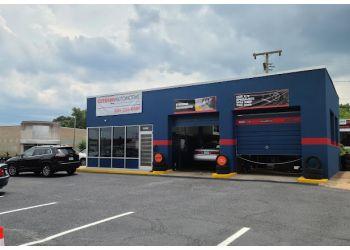 Richmond car repair shop Cutshaw Automotive