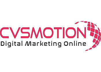 Newark web designer CVS Motion Digital Design