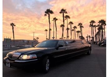 Santa Ana limo service CYC Transport