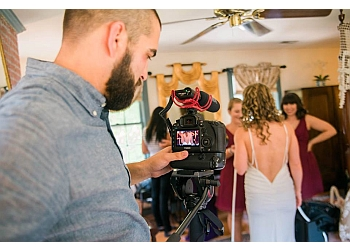 Richmond videographer CY wedding films