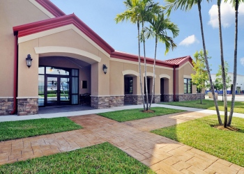 Hialeah funeral home Caballero Rivero Woodlawn Home
