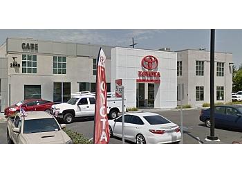 Long Beach car dealership Cabe Toyota