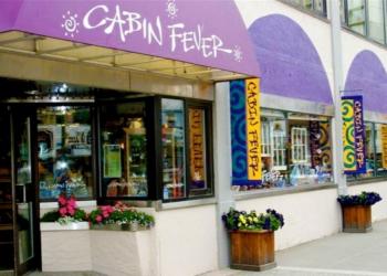 Anchorage gift shop Cabin Fever Alaska
