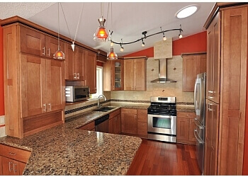 Anchorage custom cabinet Cabinet Fever Inc