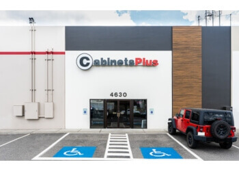 Spokane custom cabinet CabinetsPlus, LLC.