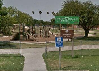 Brownsville public park Cabler Park