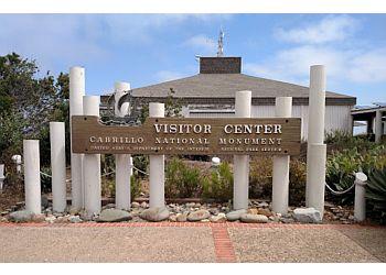 San Diego public park Cabrillo National Monument Park