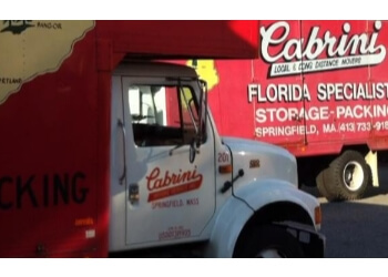 Springfield moving company Cabrini Moving Service