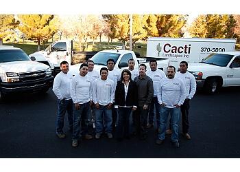 Las Vegas landscaping company Cacti Landscapes Inc.