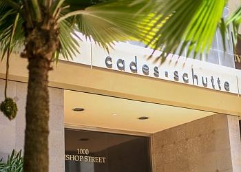 Honolulu patent attorney Cades Schutte LLP