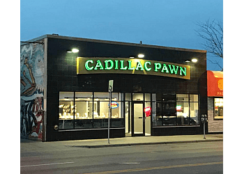 Minneapolis pawn shop Cadillac Pawn & Jewelry