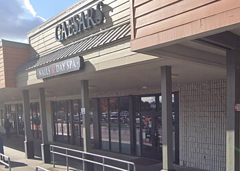 Eugene nail salon Caesars Nails & Day Spa
