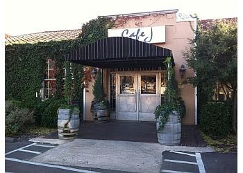 Lubbock cafe Café J