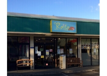 Honolulu cafe Café Kaila