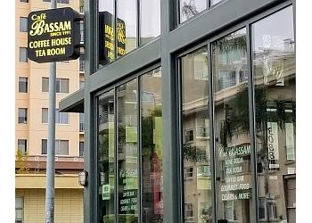 San Diego cafe Cafe Bassam
