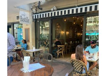 Miami french restaurant Cafe Bastille
