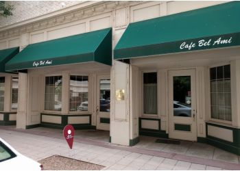 Wichita french cuisine Cafe Bel Ami