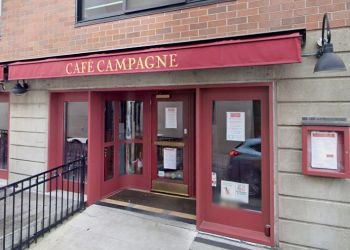 Seattle french restaurant Cafe Campagne