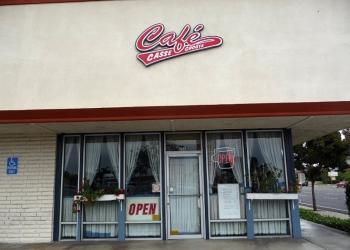 Anaheim cafe Cafe Casse Croute