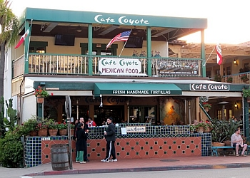 San Diego mexican restaurant Cafe Coyote