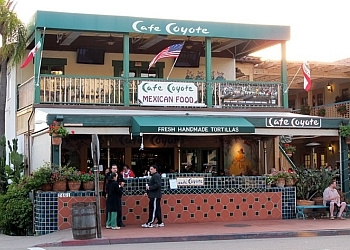 San Diego mexican restaurant Cafe Coyote Restaurant