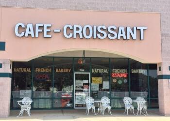 St Petersburg bakery Cafe Croissant